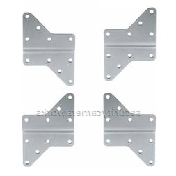 4 Extension Adapter Plates for VESA 200/400 or Above LED TV