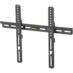 Atlantic 63607078 Thin Fixed Wall Mount for 25-Inch to 37-In