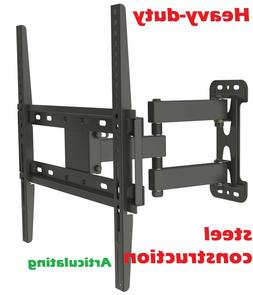 Husky Mounts for Most 32-55 Inch Full Motion TV Wall Mount A