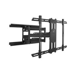 "Kanto 37"" - 75"" Full-Motion TV Mount PX600, 125lbs Capacity,"
