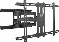 Kanto Full-Motion TV Wall Mount for 37″-75″ Flat-Screen