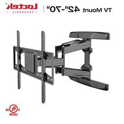 "Loctek TV Wall Mount Bracket 42-70"" Full Motion Interactive"