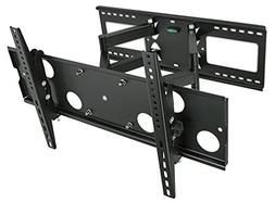 "Mount-It! Articulating TV Wall Mount for 32"" – 65"" LCD"
