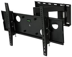 Mount-It! Articulating Wall Mount, Full Motion LCD TV Bracke