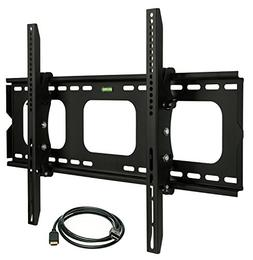 Mount-It! MI-303B Tilt TV Wall Mount Bracket for LCD, LED, o