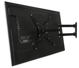Mount-It TV Wall Mount Full Motion LCD, LED 4K TV Swivel Bra