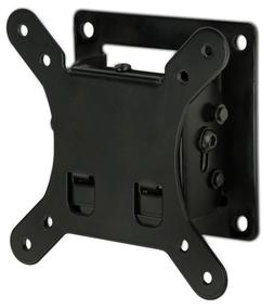 Mount-It! Tilt TV Wall Mount Bracket 1.7 Inch Low-Profile De