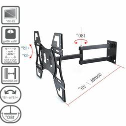 Sunydeal TILT TV Wall Mount Bracket for 30-55 Flat Screen 3D