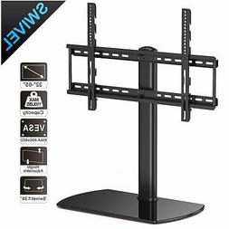 Swivel Universal TV Stand with Mount for 32 to 65inch panaso