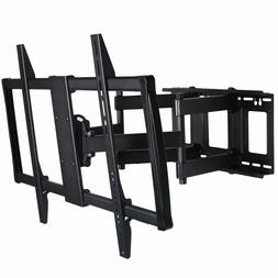 VideoSecu Articulating Flat TV Wall Mount Large Heavy Duty S