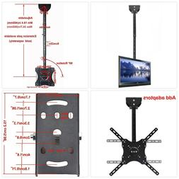 "VideoSecu Adjustable Ceiling TV Mount Fits most 26-65"" LCD L"