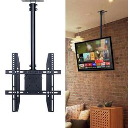 """Adjustable Flip Down Pitched Roof Ceiling TV Mount up to 55"""""""