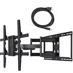 VideoSecu Articulating Full Motion Large TV Wall Mount Brack