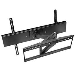 Mount Factory Articulating Tilting Full Motion TV Wall Mount