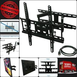 Articulating TV Wall Mount With High-Strength Steel Dual Arm