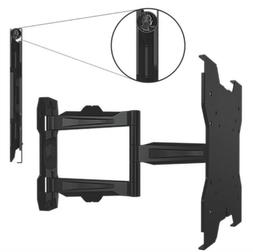 Crimson AU42 Worlds Thinnest Articulating Wall Mount For TVs