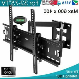 Corner Full Motion Swivel TV Wall Mount 26 32 40 42 46 50 54