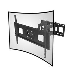 """Fleximounts Curved TV Wall Mount Bracket 32-65"""" Curved TV Wa"""