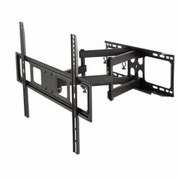DUAL ARM SWIVEL LCD LED FULL MOTION TV WALL MOUNT 37 42 46 4