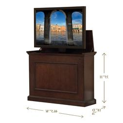 Touchstone Elevate A/V Equipment Cabinet - Up to 42 Screen S