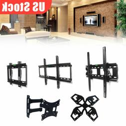 Fixed, Tilt & Full Motion TV WALL MOUNT BRACKET 10 22 32 40
