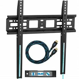 CHEETAH FLAT WALL MOUNT FOR 20-55 INCH TV'S APFMSB