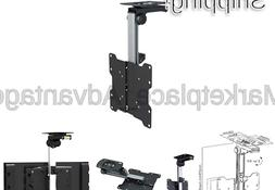 Folding Ceiling Tv Mount Bracket Lcd Led Great for Rvs Motor
