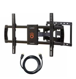 "ECHOGEAR Full Motion Articulating TV Wall Mount for 37-70"" L"
