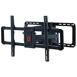 "Full Motion Articulating TV Wall Mount Bracket For 42"" 80"" T"