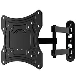"""Full Motion LCD and Plasma TV Wall Mount For 10"""" 13"""" 15"""" 19"""""""
