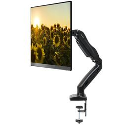 full motion lcd monitor arm gas spring