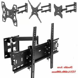 Full Motion TV Wall Mount Articulating 24 32 37 40 46 50 55