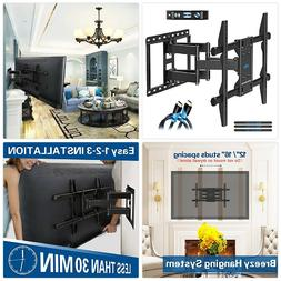 Mounting Dream Full motion TV Wall Mount Bracket for 42-70 I