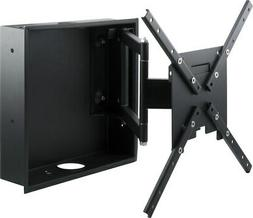 Metra Helios Full Motion In Wall TV Mount up to 400x400