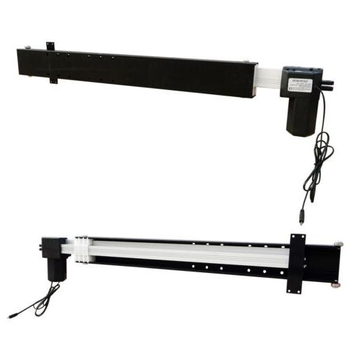 "28"" Automatical TV Stand Lift Mount + Remote Controller Lounger USe"