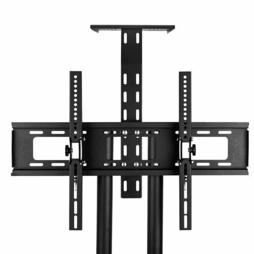 """32-70"""" Mobile Stand Mount LCD Adjustable"""
