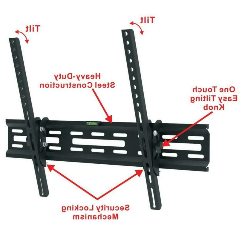 """32 - 70"""" Desk Top Wall-Mount Stand 3D LED LCD Plasma"""