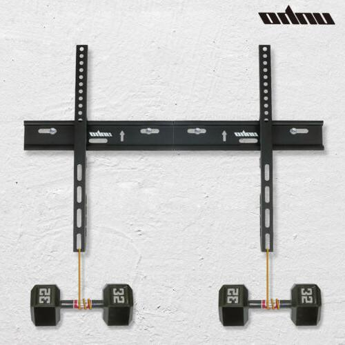 """32""""-70"""" Low Fixed Wall Mount 110Lbs"""