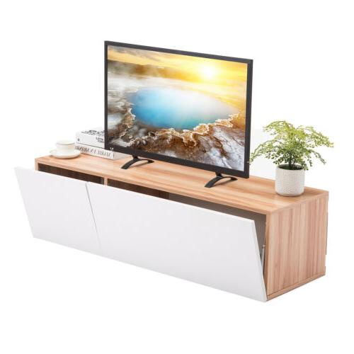 59''/47'' LED Stand Furniture w/ Drawers