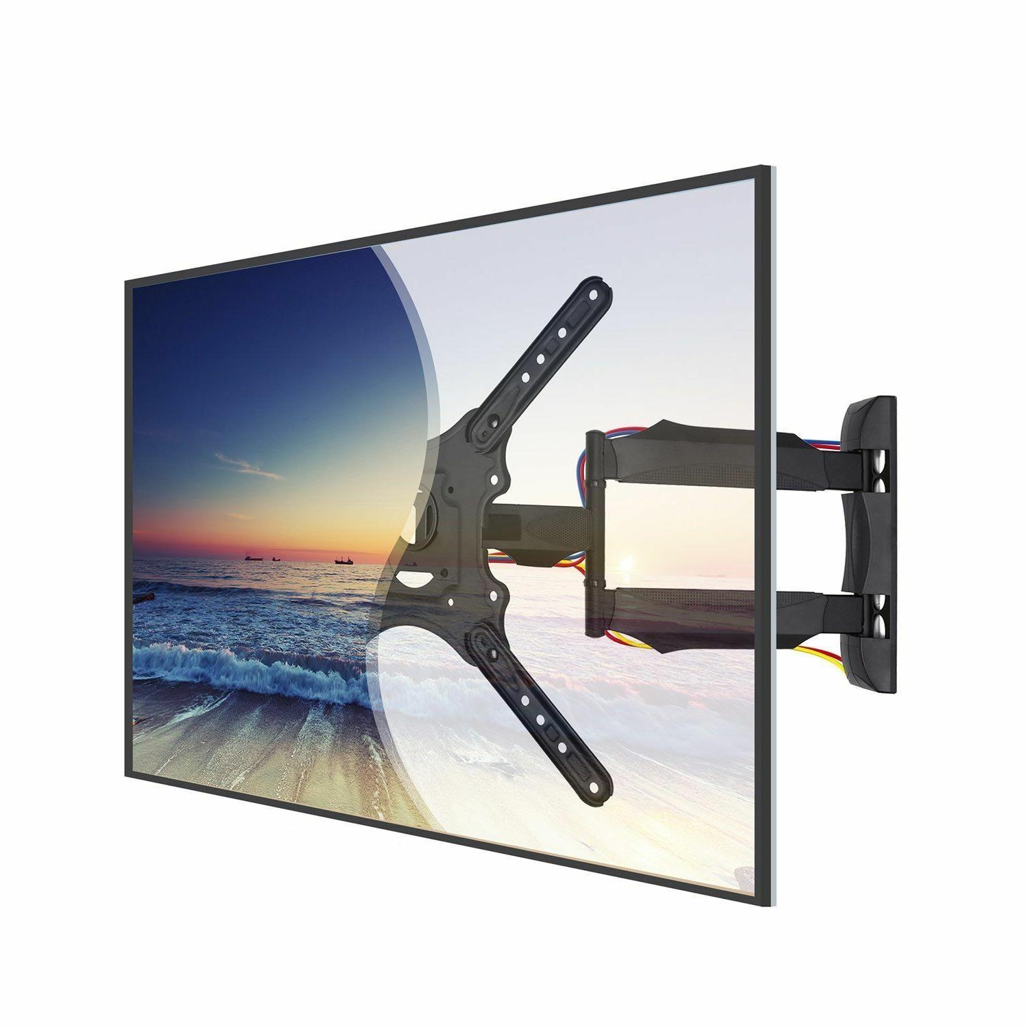 Wall Mount Television Wall Bracket Fit For 26-55 inch LED LC