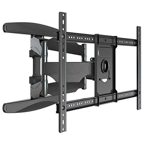 """Heavy-Duty Motion TV Wall - Articulating Swivel Screen from to 70"""" – 10' HDMI"""