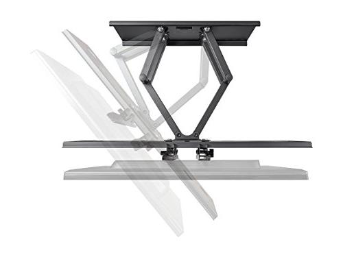 Articulating TV Wall Bracket for to 60in Max 175 lbs Extension Range of 5.0in VESA Up to 750x450 Works & Brick