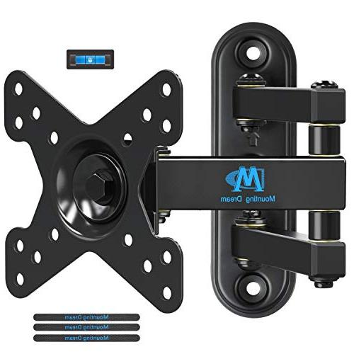 Mounting Dream MD2463 TV Monitor Wall Mount Bracket for Most