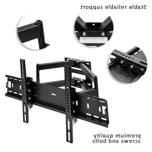 TV Wall Mount Mounting Bracket Heavy Duty For 37 47 55 65 75