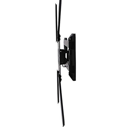 """VideoSecu 24"""" TV Wall Profile Articulating Cantilever Swing wall bracket TV VESA 400x400 up to 600x400mm"""