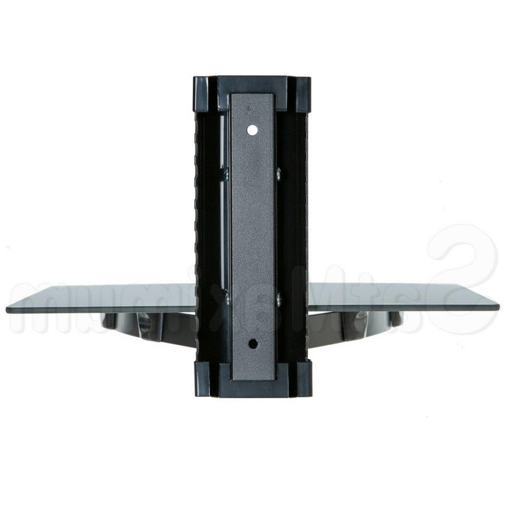 Adjustable for TV Cable Box Bracket