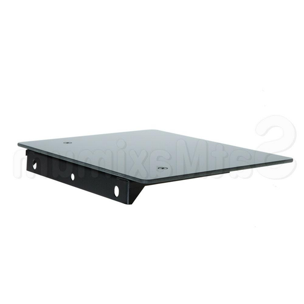 Adjustable Wall for Component Box Console AV DVD Bracket