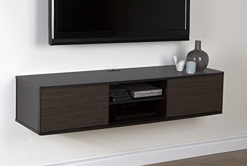 agora wall mounted media console