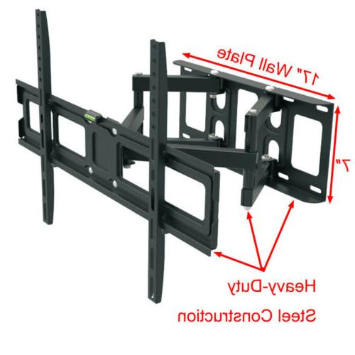 Articulating Wall Mount 180°Swivel For 42 55