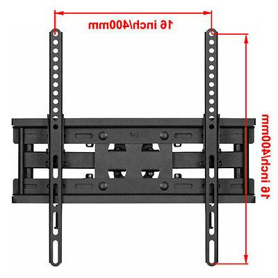 Articulating Tilt Swivel Wall Mount LCD Plasma 32 43 46 52 55